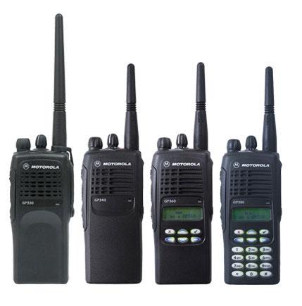 Motorola GP serie e Motorola GM serie