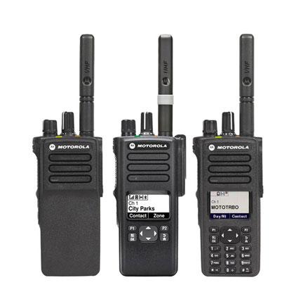 Nuove Motorola DP4000e series