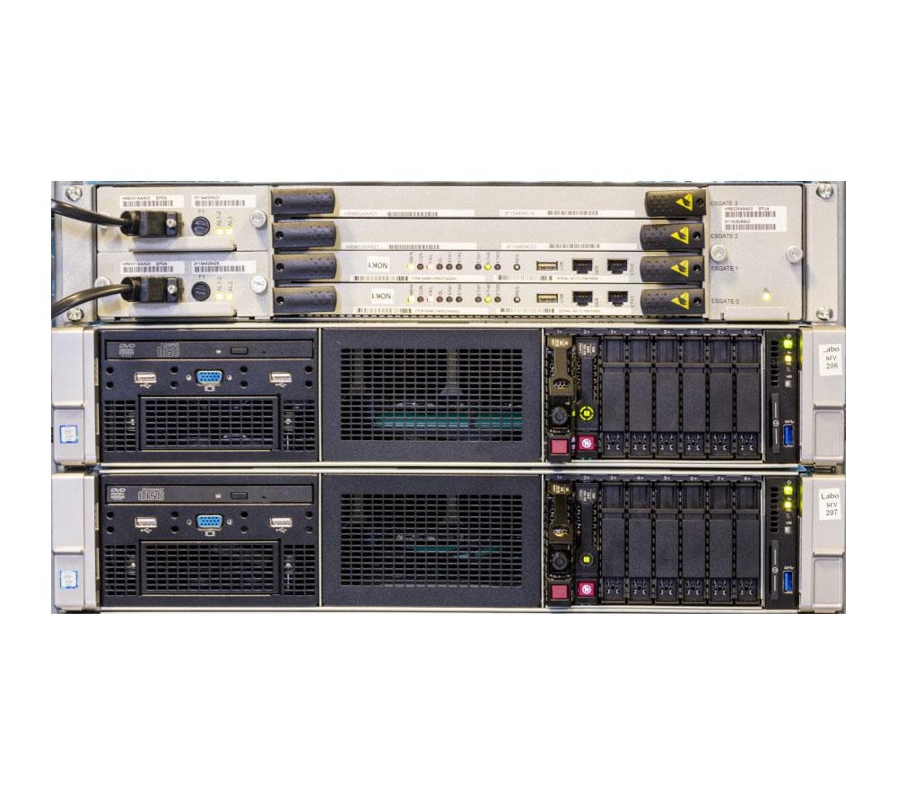 New TETRA Server Taira 310/330