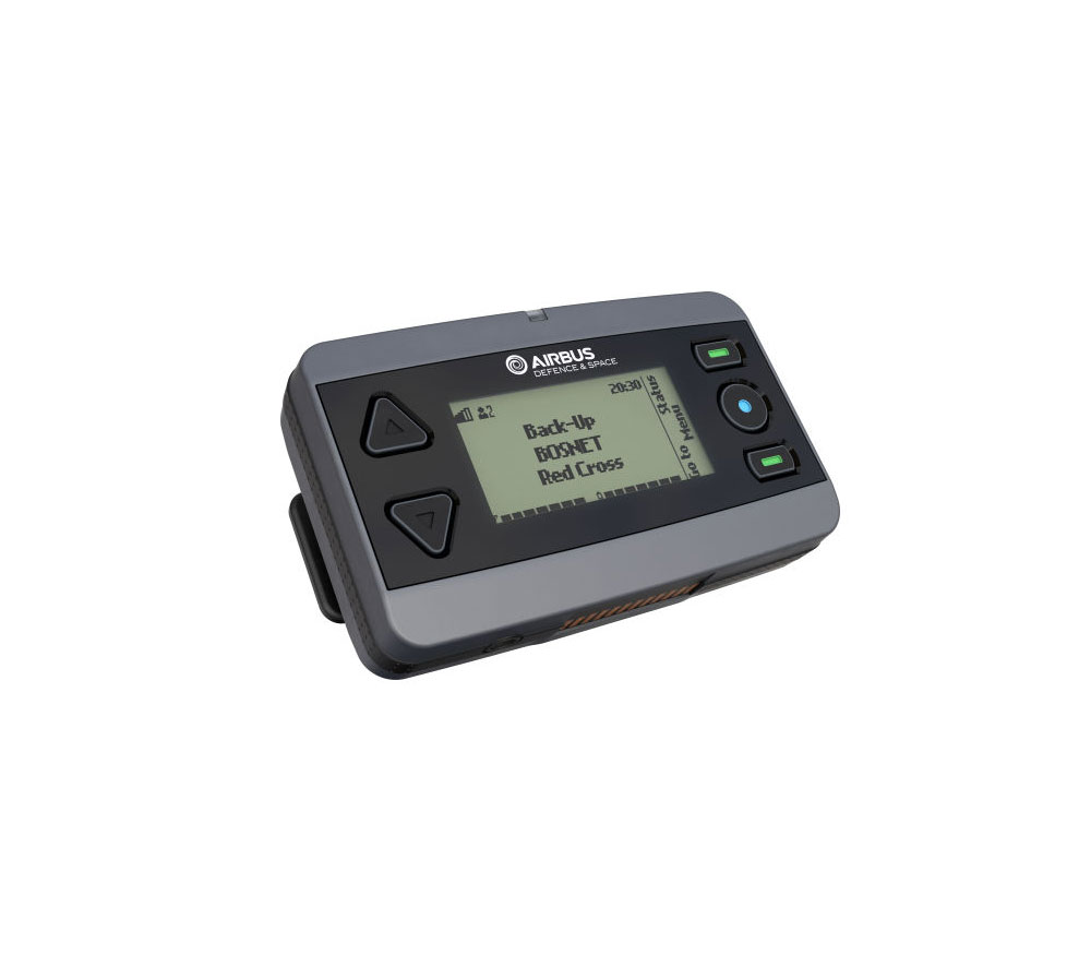 P8GR active TETRA Pager
