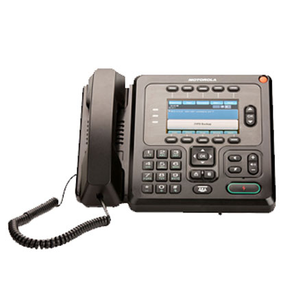 Consolle VoIP dispatch MCD5000