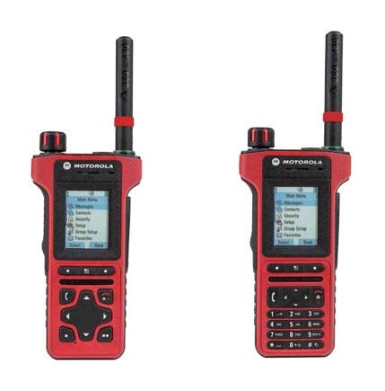 MTP8000ex - Radio Motorola TETRA ATEX